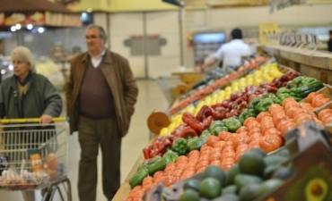 El precio de los alimentos aumentó unas 7 veces mas de sus precio normal