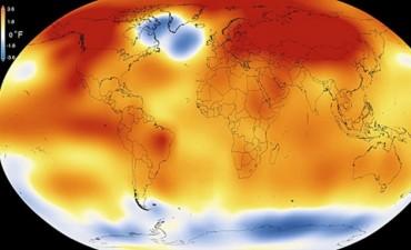 Según la Nasa, el último enero fue el más cálido de la historia