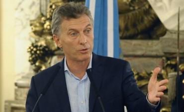 """Macri: se está """"combatiendo"""" la inflación pero que llevará tiempo"""