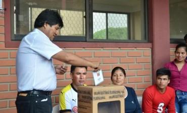 Ciudadanos bolivianos dijeron que no a la cuarta presidencia de Morales