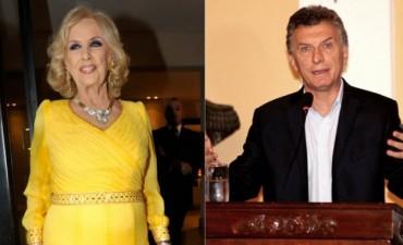 Pese a las críticas, Mauricio Macri llamó a Mirtha Legrand por su cumpleaños