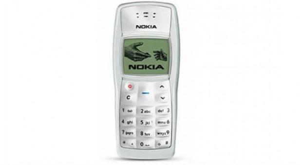 Nokia sacará un teléfono similar al Nokia 1100