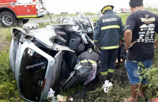 Un cordobés murió en un accidente múltiple en Brasil