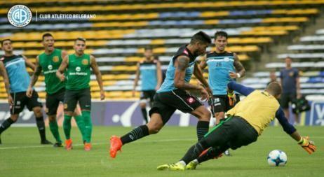 Belgrano empató con Central en otro amistoso