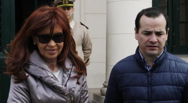 """Se filtra nueva conversación de Cristina en las que manda a """"apretar""""a jueces"""