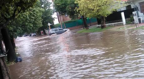 119 evacuados por el temporal en Córdoba