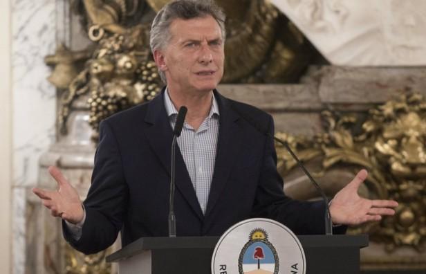 Macri esta tarde dará una conferencia de prensa