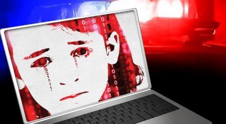 Detuvieron a un hombre por publicar pornografía infantil