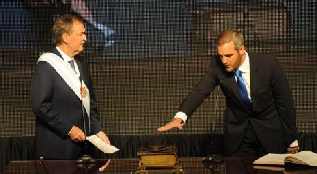 Renunció el ministro de Desarrollo Social Rodrigo Rufeil