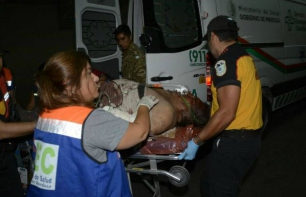 Dieron de alta a la mayoría de los heridos en el accidente del colectivo