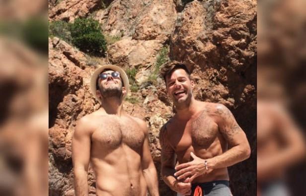 Ricky Martín se casa en junio con el artista Jwan Yosef