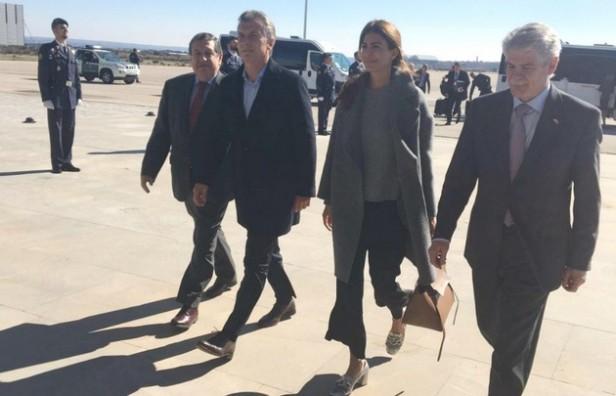 Macri llegó a España con el objetivo de atraer inversiones