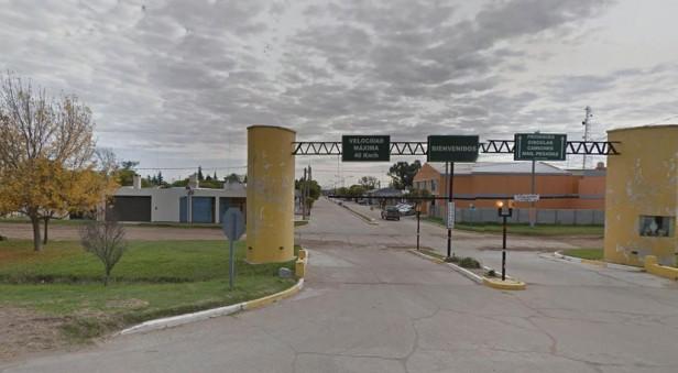Un hombre atacó con un cuchillo a una mujer en la Terminal de Ómnibus de Del Campillo