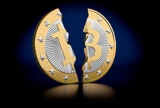 Se desplomó el 20 por ciento de la moneda virtual