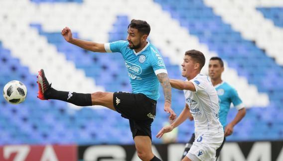 Belgrano perdió en Mendoza con Godoy Cruz y se alejó de la zona de libertadores