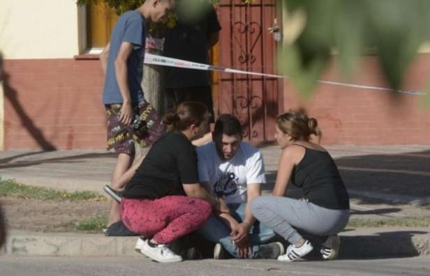 Triple crimen conmociona Mendoza