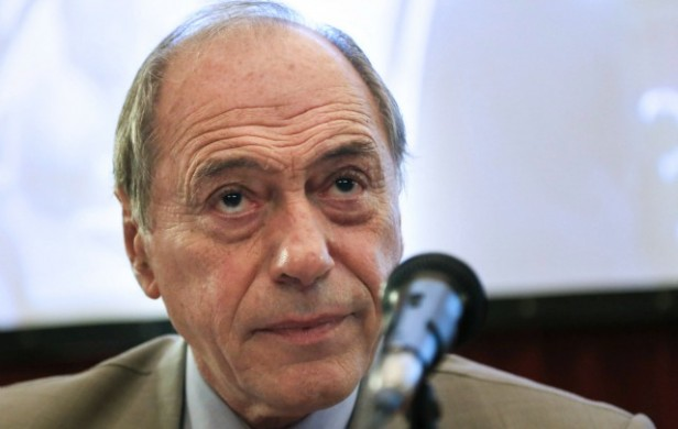 Eugenio Zaffaroni volvió a polemizar con su