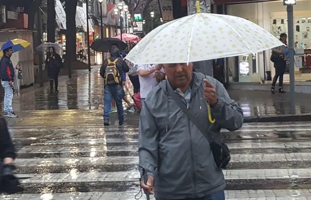 Alerta por tormentas fuertes para centro y norte de Córdoba