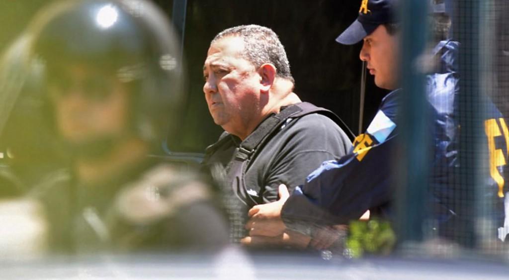 D'Elia vuelve a la cárcel, se entregó en Comodoro Py