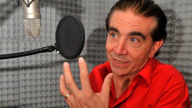 Falleció el histórico locutor del festival de Jesús María, Carlos Franco