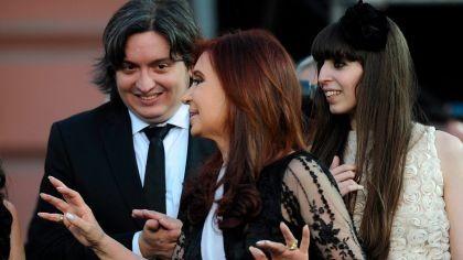 La UIF pidió juicio oral para Cristina Kirchner y sus hijos por la Causa Hotesur