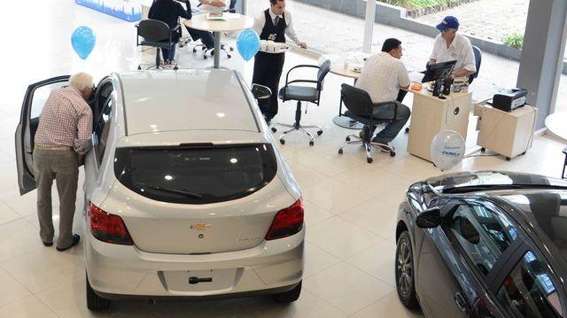 La venta de autos 0Km cayó 50% en enero con respecto a 2018