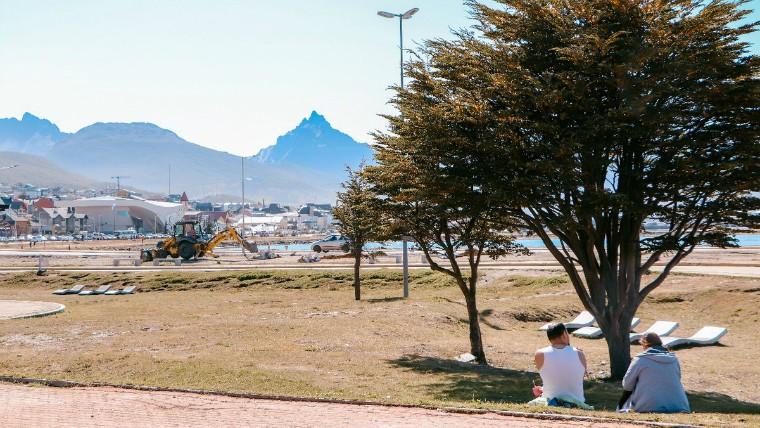 Ola de calor rompe récords de máximas en la Patagonia