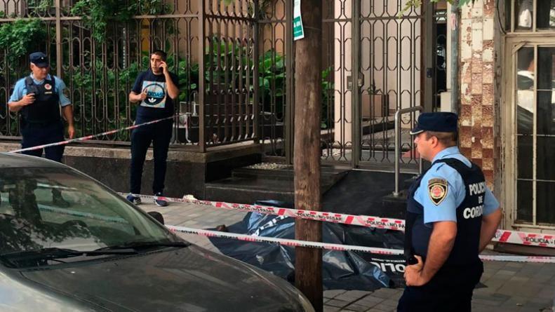 Mataron a un hombre a plena luz del día en Córdoba