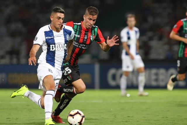 Talleres igualó 2-2 con Palestino y se juega todo en Chile