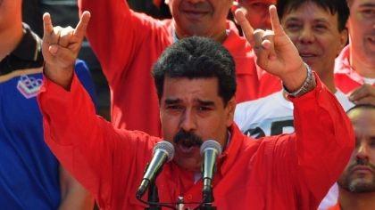 Maduro detuvo a periodistas de Univisión porque