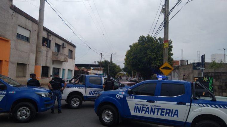 Pelea entre vecinos en Córdoba: tres heridos de balas