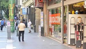 Preocupa la caída de ventas en comercios de Córdoba