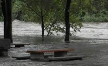 Se mantiene estable el río en Bell Ville