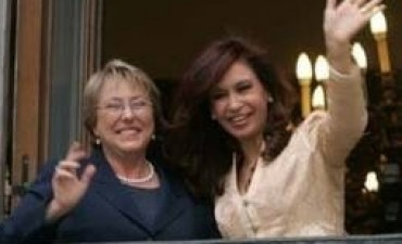 Cristina asistirá en Chile a la asunción de Bachelet
