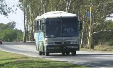 No están circulando los interurbanos de la empresa Ciudad de Córdoba