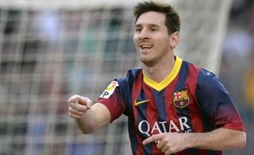 Con un Lionel Messi excepcional, Barcelona goleó 7-0 y vuelve a creer en la Liga