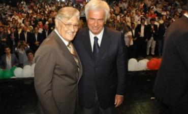 30 Años del Paicor: Angeloz, homenajeado por De la Sota