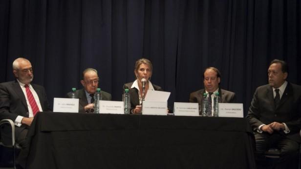 Ante la fiscal Fein, los peritos de la querella insistieron en que Nisman fue asesinado