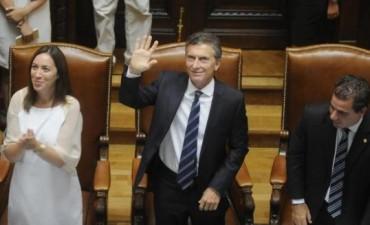 """Macri reclamó un """"Estado al servicio de la gente y no de la política"""""""