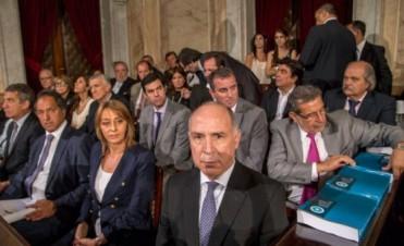 La reacción de Lorenzetti cuando Cristina Kirchner criticó a la Corte