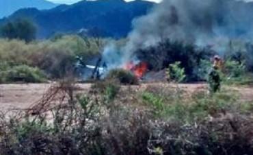 Tragedia en La Rioja: dos helicópteros chocaron en plena filmación de un reality francés