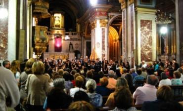 Música coral sin pausa en las iglesias de Córdoba