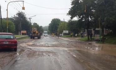 Pasó la tormenta pero aún hay evacuados en Salsipuedes