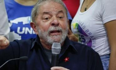 Piden prisión preventiva para Lula por lavado de dinero