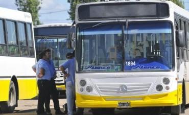 Paro de colectivos de Autobuses Santa Fe en Córdoba