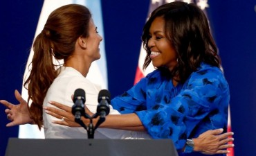 Michelle Obama, ante mujeres argentinas: