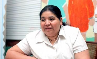 Margarita Barrientos sorprendida con los halagos de Michelle Obama