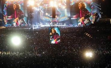 Los Rolling Stones hicieron historia con un show en Cuba Cambio de época.