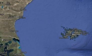 La plataforma aprobada por la ONU para Argentina, incluye a las Malvinas