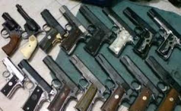 Cada vez más armas en las manos equivocadas